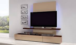 Small Picture Flat Screen TV Wall Designs Flat Screen LCD Television Wall