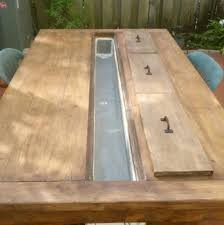rustic outdoor tables this is outdoor furniture plans diy wooden plans design