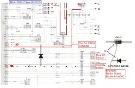 diy th dedicated to e39 sas delete bimmerfest bmw forums first photo shows the circuit diagram and how the diode is installed > second photo shows the actual mod