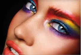 gosh cosmetics colourful look for spring 2010
