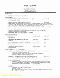 Emt Resume Sample Elegant Awesome Emt Resume Free Resume Ideas