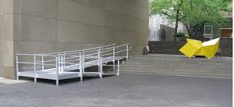 wheelchair ramp spec