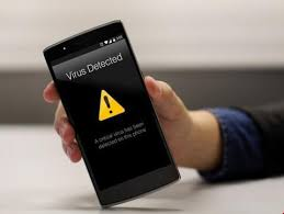 Android Malware infection Alert