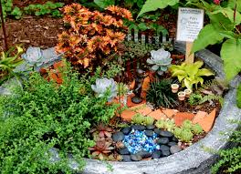 Small Picture Modren Fairy Garden Miniatures The Adirondacks I For Design Decorating
