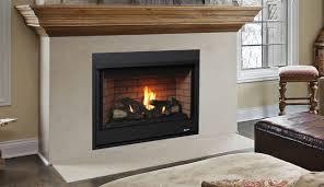superior drt2035 merit series 35 top vent fireplace with aged oak logs millivolt