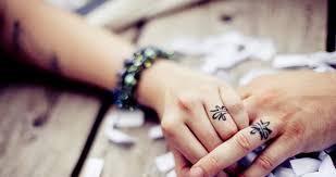 Pryč S Prstýnky V Módě Je Svatební Tetování Bleskcz