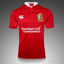 hot nrl jerseys brand new british and irish lions rugby shirt short rugby jersey nrl jerseys men t shirt with 27 21 piece on jinghui66 s