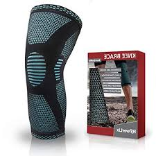 Powerlix Compression Knee Sleeve Sizing Chart Powerlix Compression Knee Sleeve Best Knee Brace