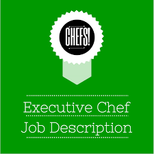 Executive Chef Interview Questions Executive Chef Job Description For Chef Employers Pinterest