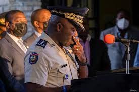 Haiti Police Say Arrested Suspect ...