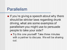 persuasive elements ppt video online  14 parallelism