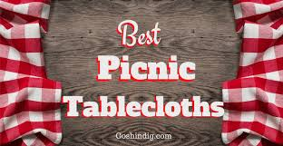 outdoor picnic table covers plastic