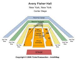 Cheap Avery Fisher Hall At Lincoln Center Tickets