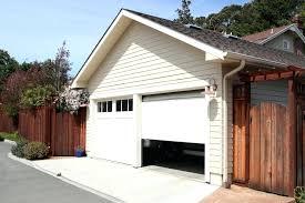 sears garage door installation