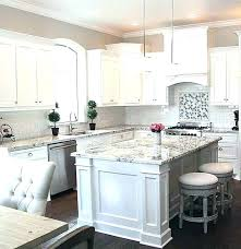 kitchens with white appliances and white cabinets. White And Grey Kitchen Kitchens With Cabinets Black Appliances