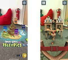 Angry Birds AR: Isle of Pigs - Download - CHIP