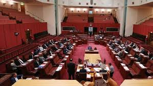 The Senate will resume debate today. Picture Kym Smith