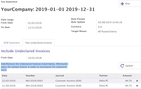 Statement Of Invoices V11 L10n_nl_tax_statement Update Of Past Undeclared