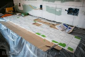tile kitchen countertops diy