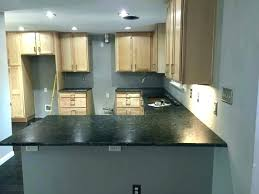 black leathered granite cost per square foot leather absolute island finish