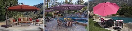 cantilever patio offset cantilever patio umbrellas green acres outdoor living