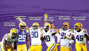 Lsus 2019 Season Starts With Promising Returners Highly