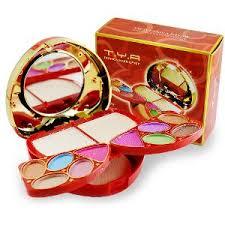 tya fashion make up kit with lipstick rubber band