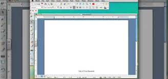 How To Create A Title Page For Your Research Paper In Ms