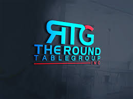 logo design by neon for the roundtable group inc