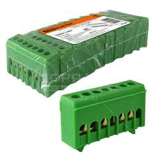 <b>Колодка клеменная N</b>, 7 контактов, TDM Electric SQ0801-0082, в ...