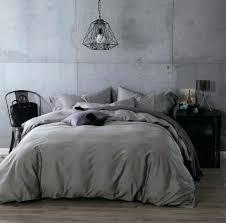 amazing bedding sets luxury dark gray grey cotton bedding sets sheets bedspreads king queen size doona