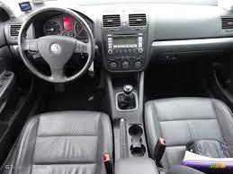 2006 Volkswagen Jetta TDI Sedan Anthracite Black Dashboard Photo ...