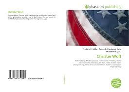 Christie Wolf, 978-613-0-75104-3, 6130751044 ,9786130751043