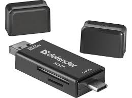 <b>карт ридер</b> defender multi stick usb 2 0 type a b c sd tf 83206 ...