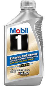 Mobil 1 Extended Performance Oil Mobil Motor Oils