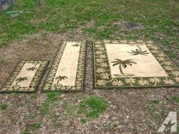area rugs and runner sets the most palm trees concerning tree designs furniture likable 3 set