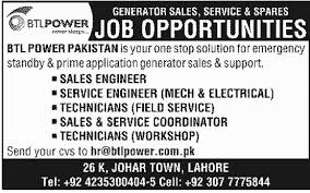 Service Engineer Archives - Jhang Jobs