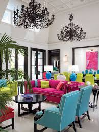 colorful modern furniture. Over The Rainbow: 12 Ideas For A Colorful Modern House Rainbow Furniture
