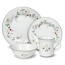 Dinnerware : 12 Days Of Christmas Dinnerware Set Gibson Christmas ...