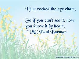 Eye Chart Quotes Top 5 Quotes About Eye Chart From Famous