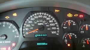 2003 Trailblazer Service Engine Soon Light How To Reset The Oil Change Light On A Chevy Trailblazer