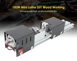 details about mini lathe beads diy craft wood working grinding polishing drill machine 7 level