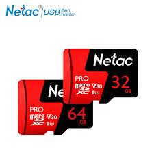 Thẻ nhớ Netac 32GB U3 pro Micro TF Tốc độ 95MB/S CHÍNH HÃNG