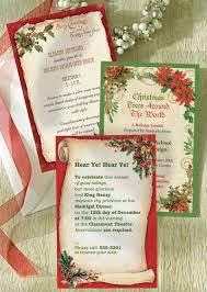 business christmas invitation wording