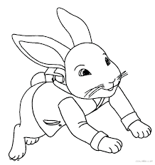 Easter Bunny Coloring Free Bunny Coloring Easter Bunny Colouring