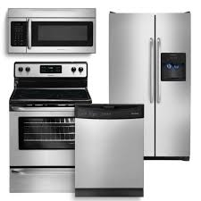 Of Kitchen Appliances Kitchen Stainless Steel Kitchen Appliance Package For