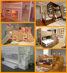 Homemade Bunk Beds   US House And Home   Real Estate Ideas