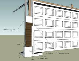 methods of wrapping o head garage door frame carpentry methods of wrapping o head garage door frame garage cross garage door frame repair cost