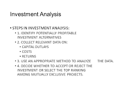 Capital Budgeting And Leasing Chapter 4. Investment The Addition Of ...