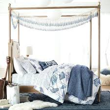 Full Size Canopy Bed Open Canopy Bed Twin Size Canopy Bedroom Sets ...